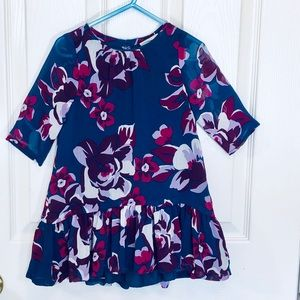 Girls Floral Dress size 2T by Crazy 8